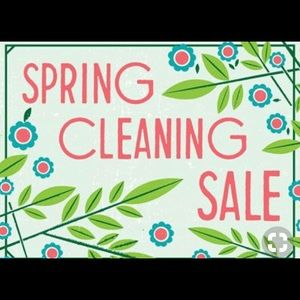 Other - EARLY SPRING CLEANING SALE!!
